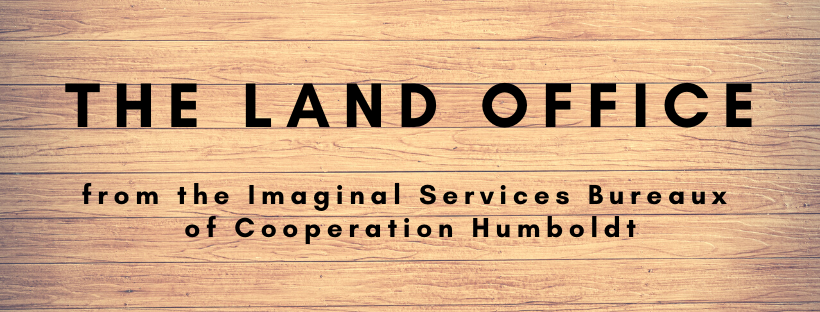 The Land Office from the Imaginal Services Bureaux of Cooperation Humboldt